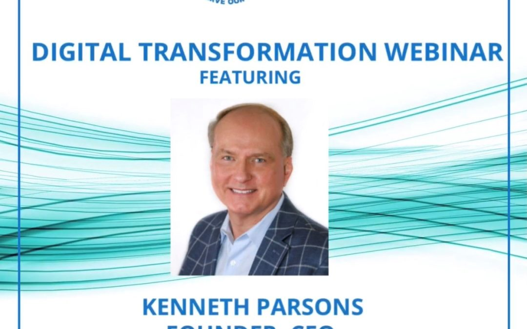 Digital Transformation Webinar!